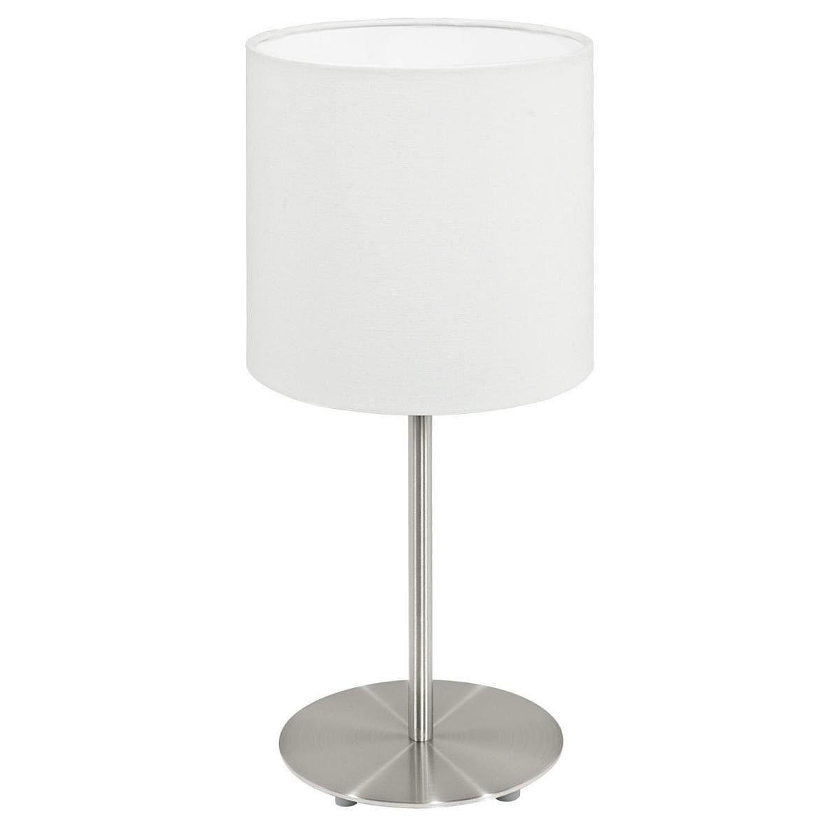 """Tischleuchten - Tischleuchte """"Pasteri"""", 27,5 cm, weiß  - Onlineshop Hellweg"""