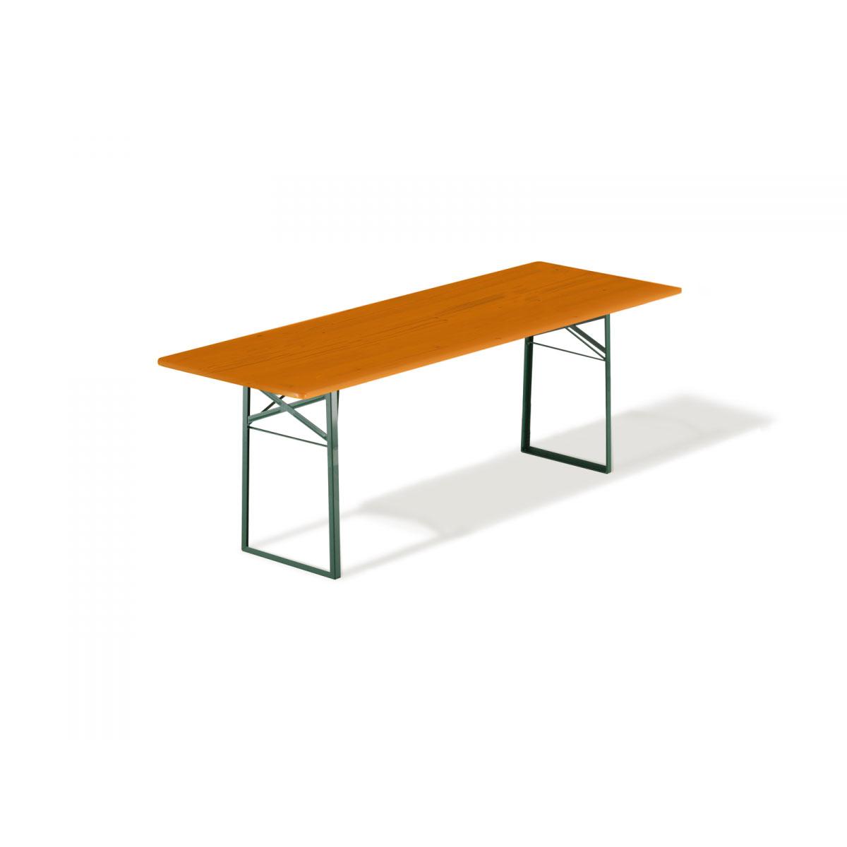 Ruku Festzeltgarnitur Tisch 75 cm, klappbar