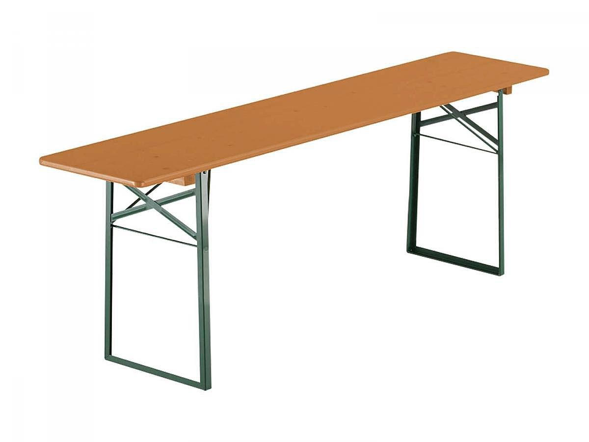 Ruku Festzeltgarnitur Tisch 50 cm, klappbar