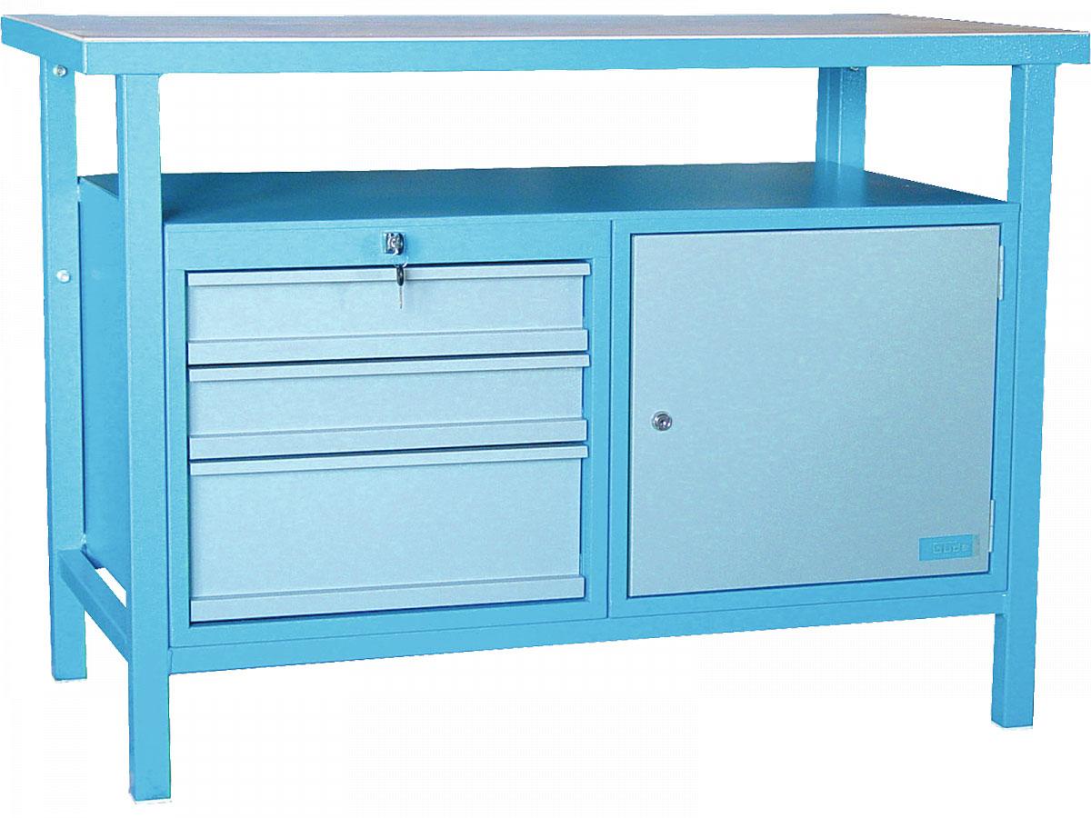 Güde Werkbank P 1200 SLT Blau