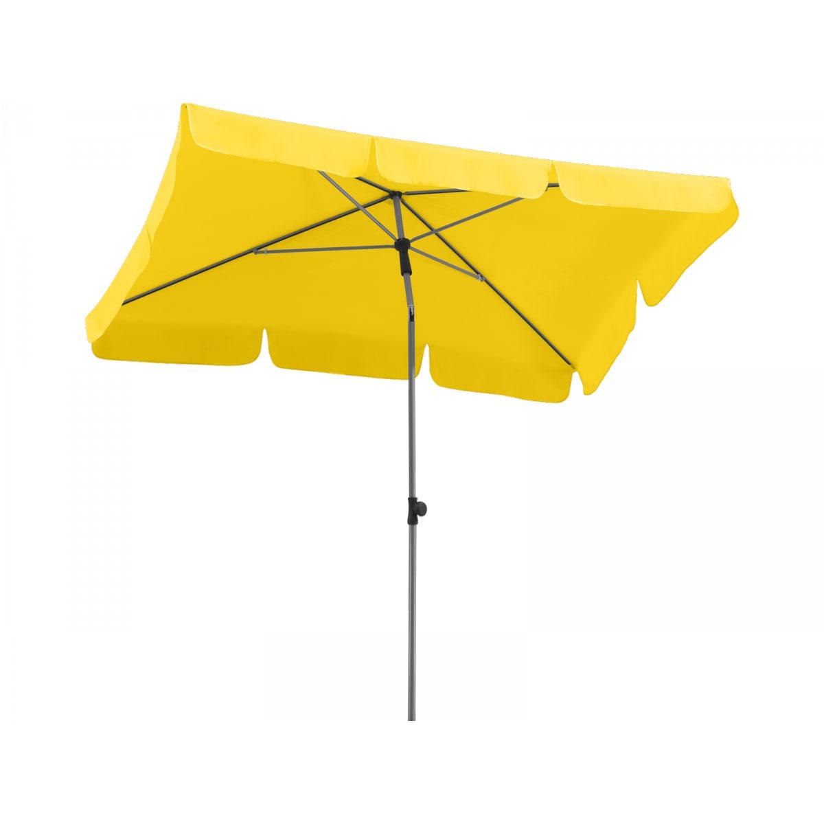 Schneider Schirme Sonnenschirm Locarno, zitrus
