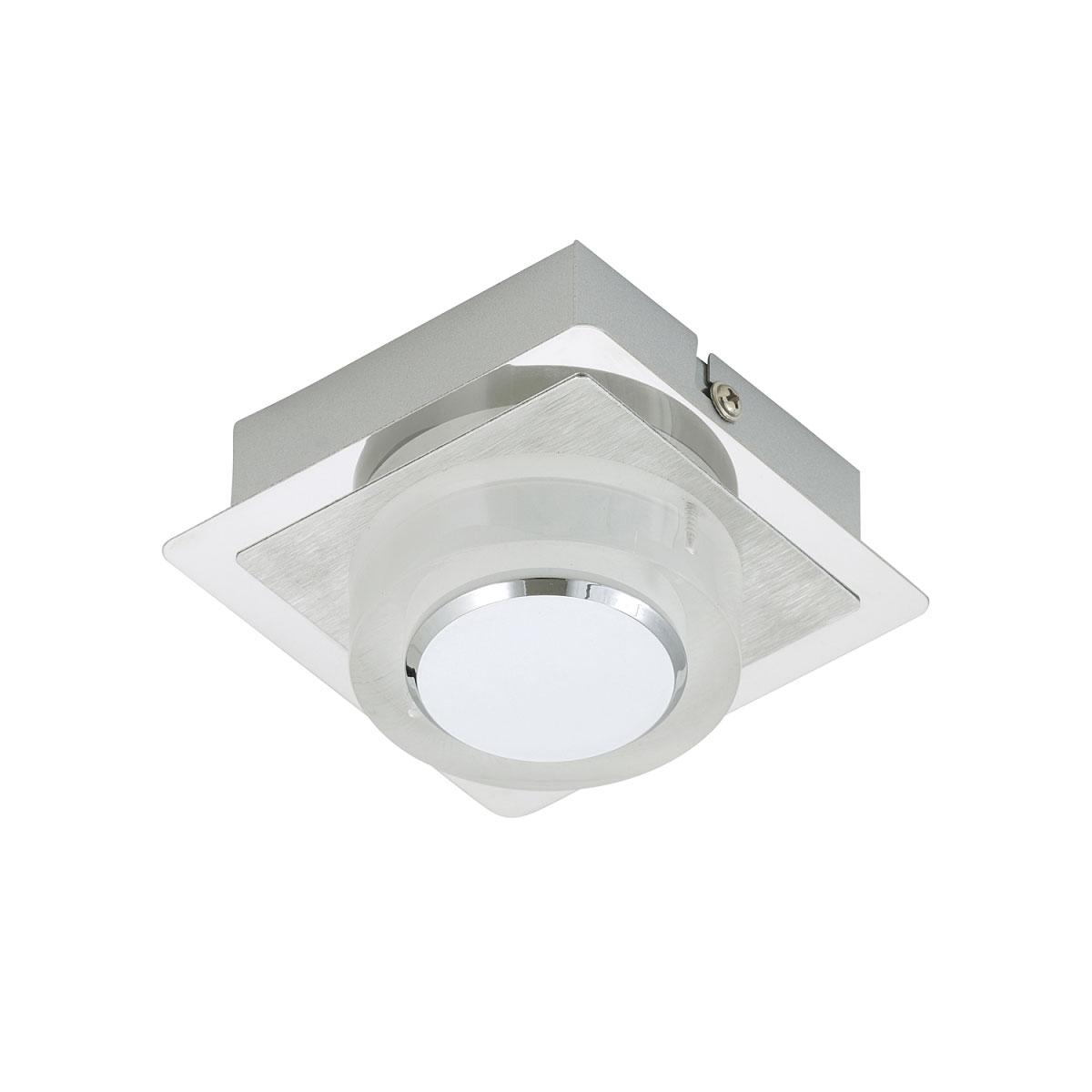 """Wandleuchten - LED Wandleuchte """"Orna"""", Aluminium, Modul, 1 flammig  - Onlineshop Hellweg"""