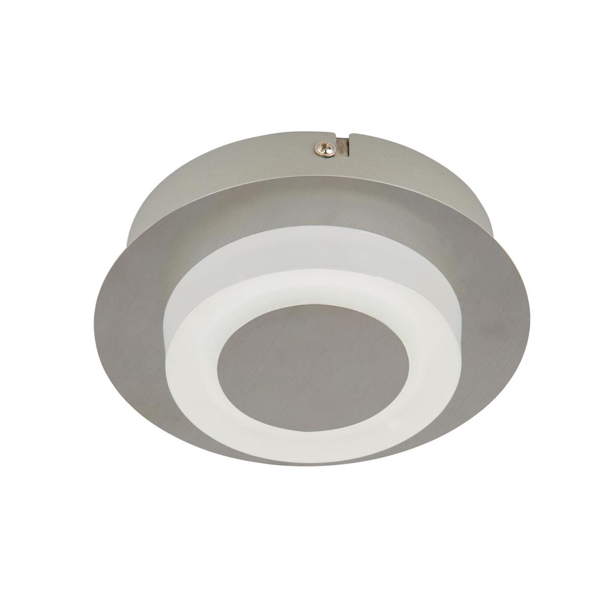 """Deckenleuchten - LED Deckenleuchte """"Simple"""", matt, 1 flammig, 6W  - Onlineshop Hellweg"""