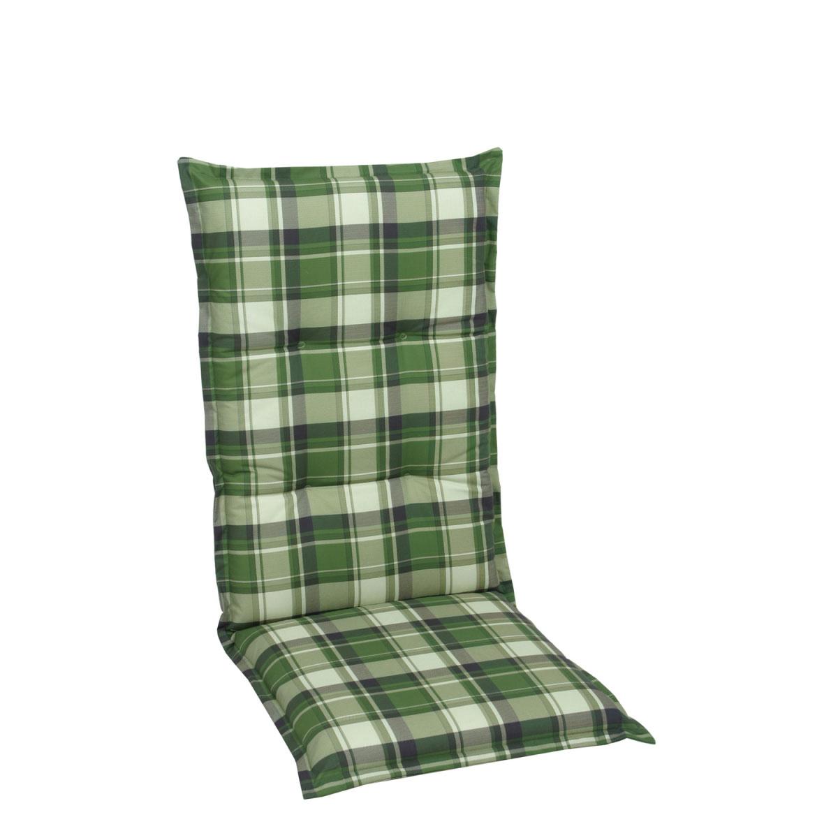 """Truhen und Auflagen - Sessel Auflage """"Dessin 20439"""", mittel, 110 cm 110 cm  - Onlineshop Hellweg"""