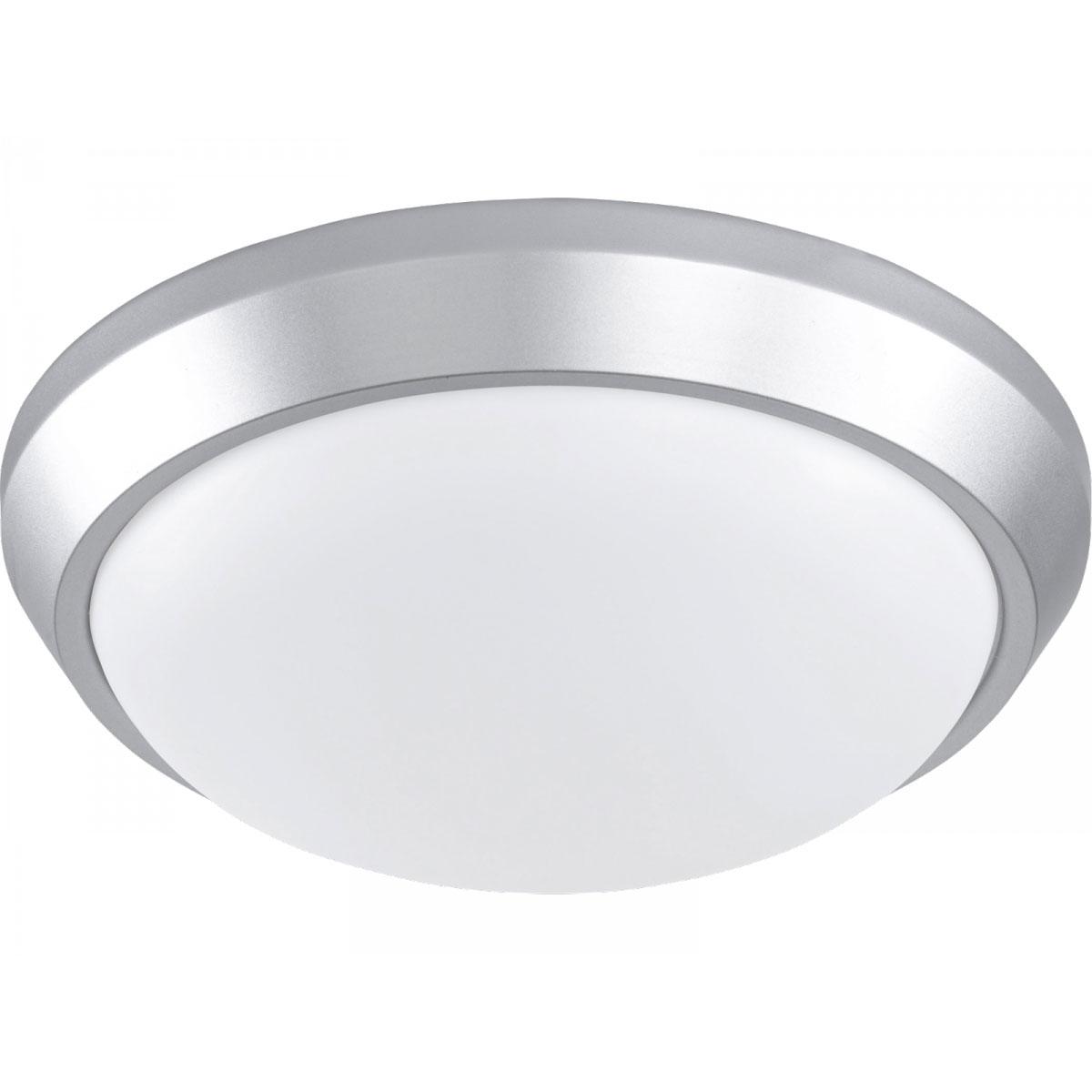 """Deckenleuchten - LED Deckenleuchte """"Sana"""", Ø33cm, silber Ø33 cm  - Onlineshop Hellweg"""