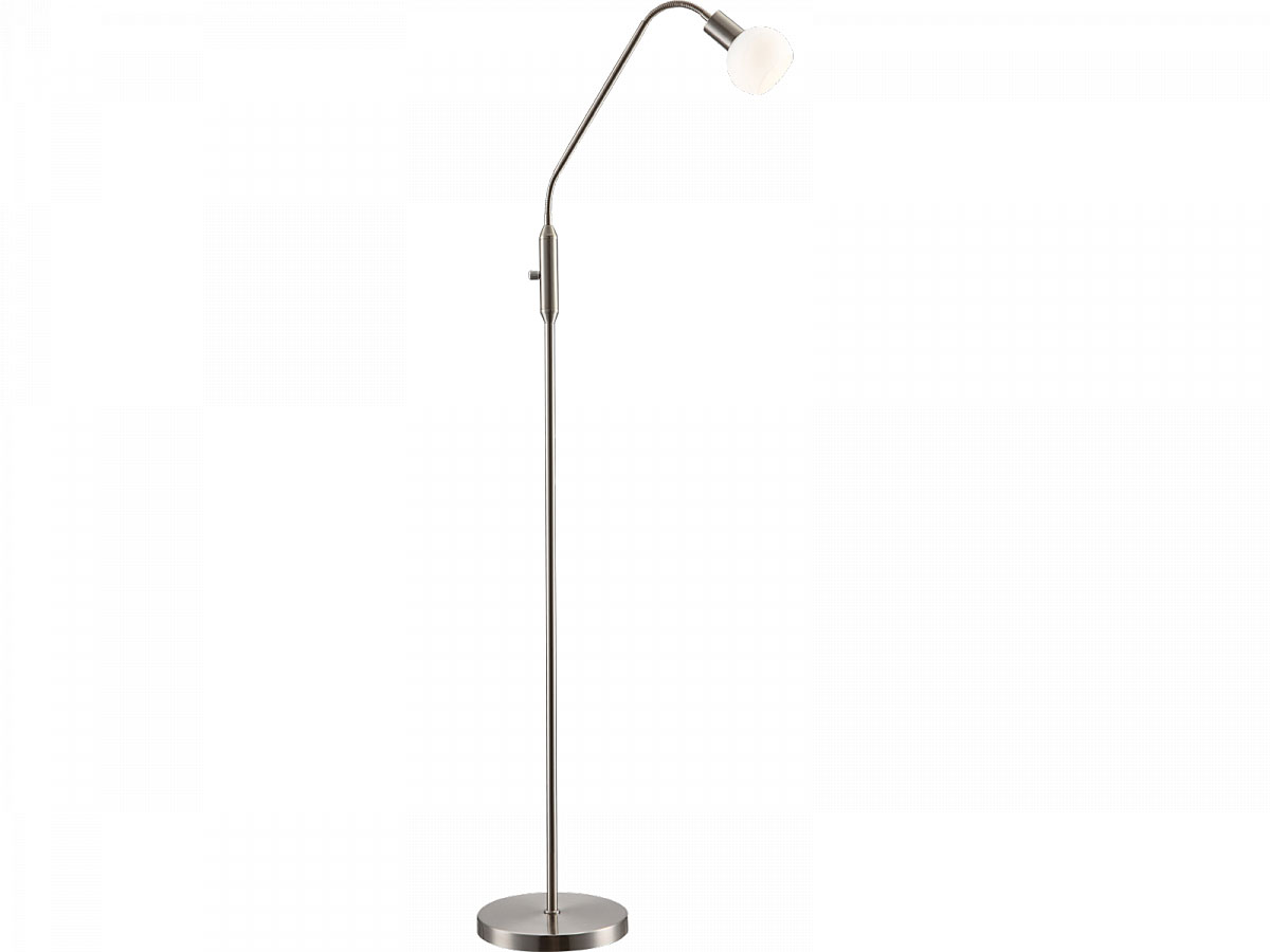 "Stehleuchten - LED Stehlleuchte ""NOIS"" 1flg. Stela 1 flg. 5 Watt, 149 cm  - Onlineshop Hellweg"