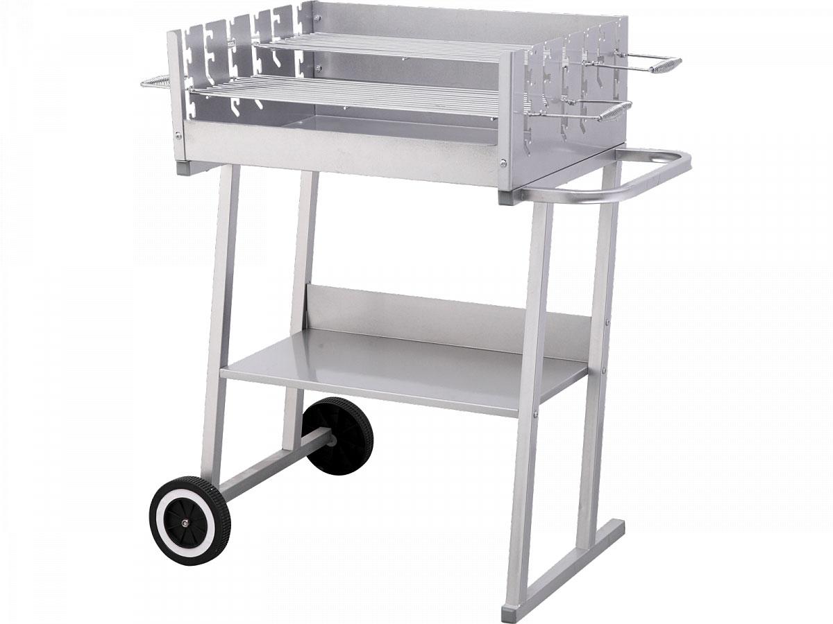 Tepro Holzkohle-Grillwagen Pasadena