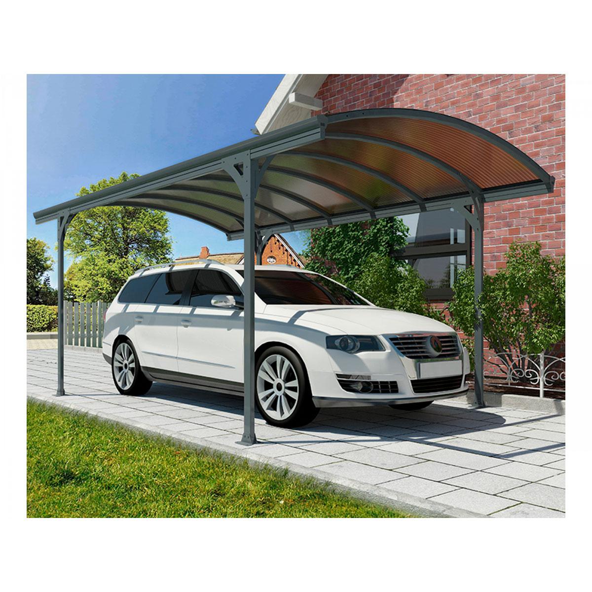 "Carports - Carport ""Vitoria 5000""  - Onlineshop Hellweg"