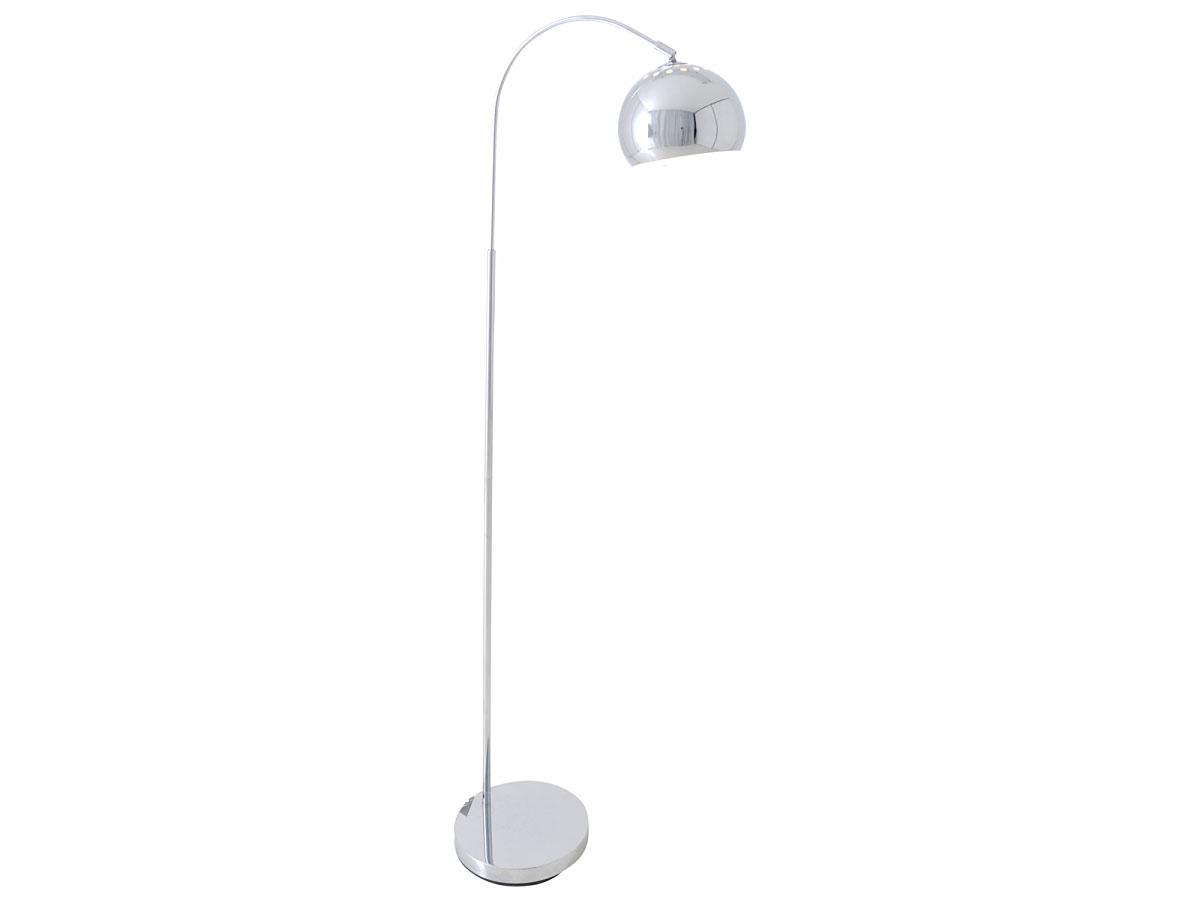 Stehleuchten - Design Stehlampe Style, chrom  - Onlineshop Hellweg