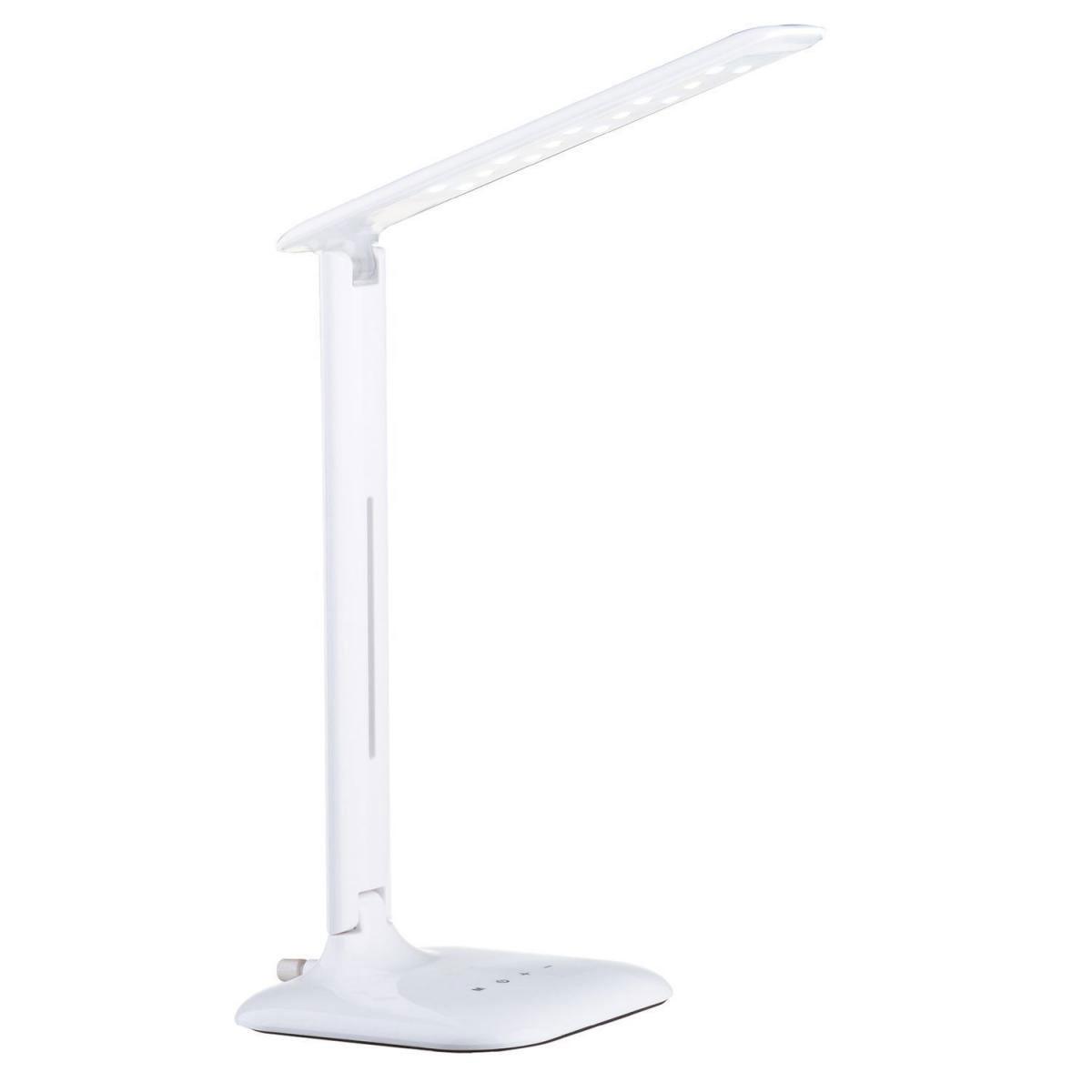 """Tischleuchten - LED Tischleuchte """"Calpo"""" mit Touch, weiß  - Onlineshop Hellweg"""