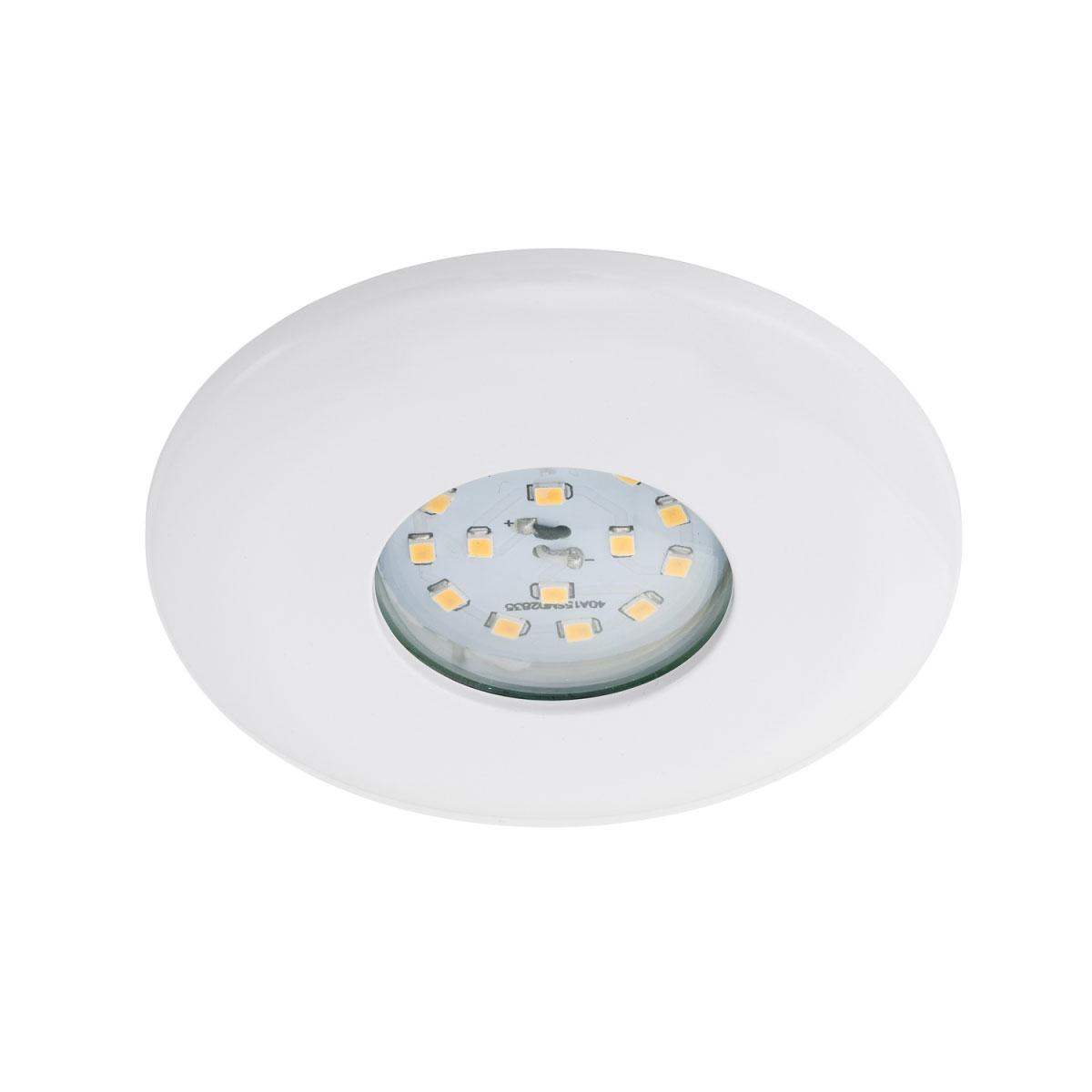 Deckenleuchten - LED Einbauleuchte, weiß, 5W  - Onlineshop Hellweg