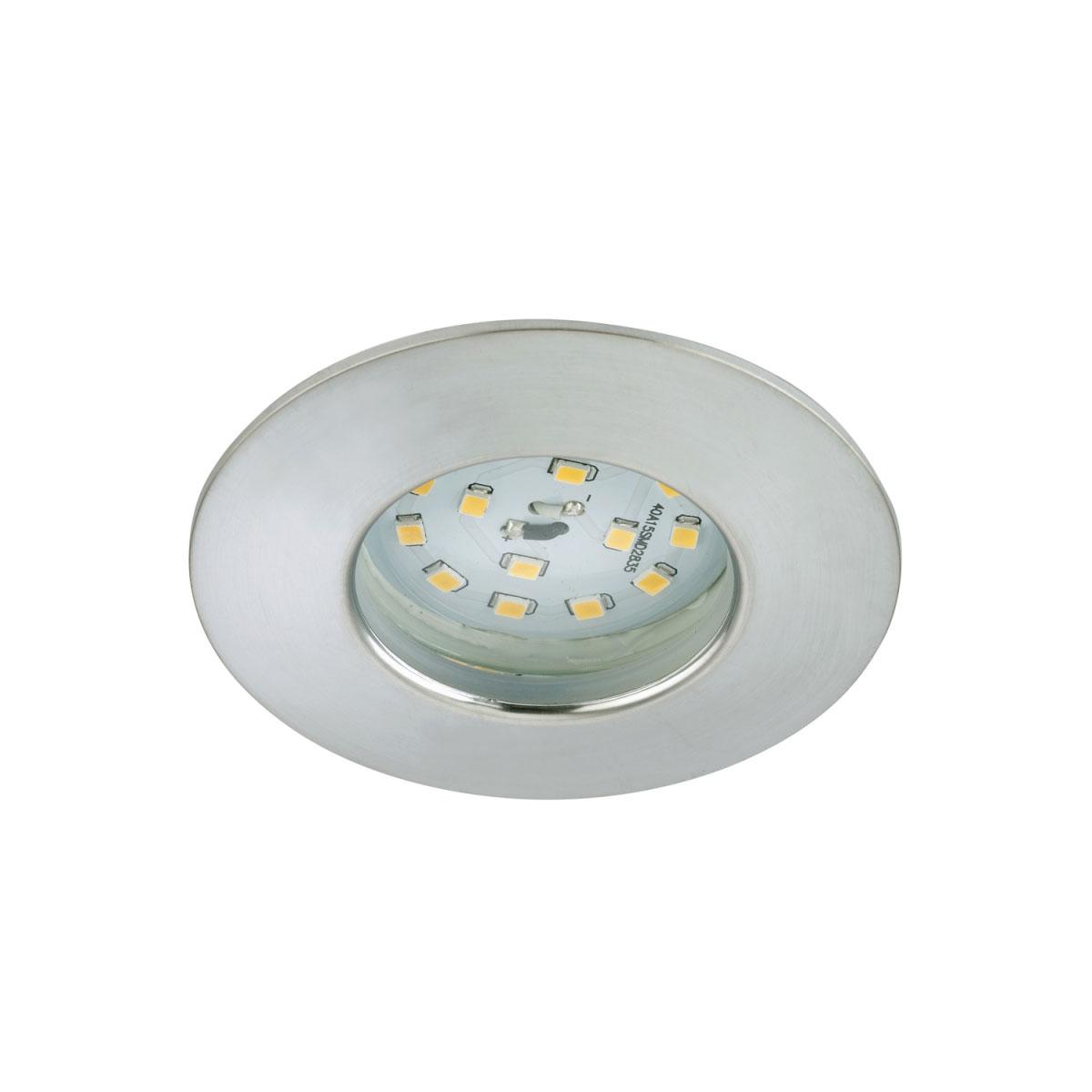 Deckenleuchten - LED Einbauleuchte, Aluminium, 1 flammig  - Onlineshop Hellweg