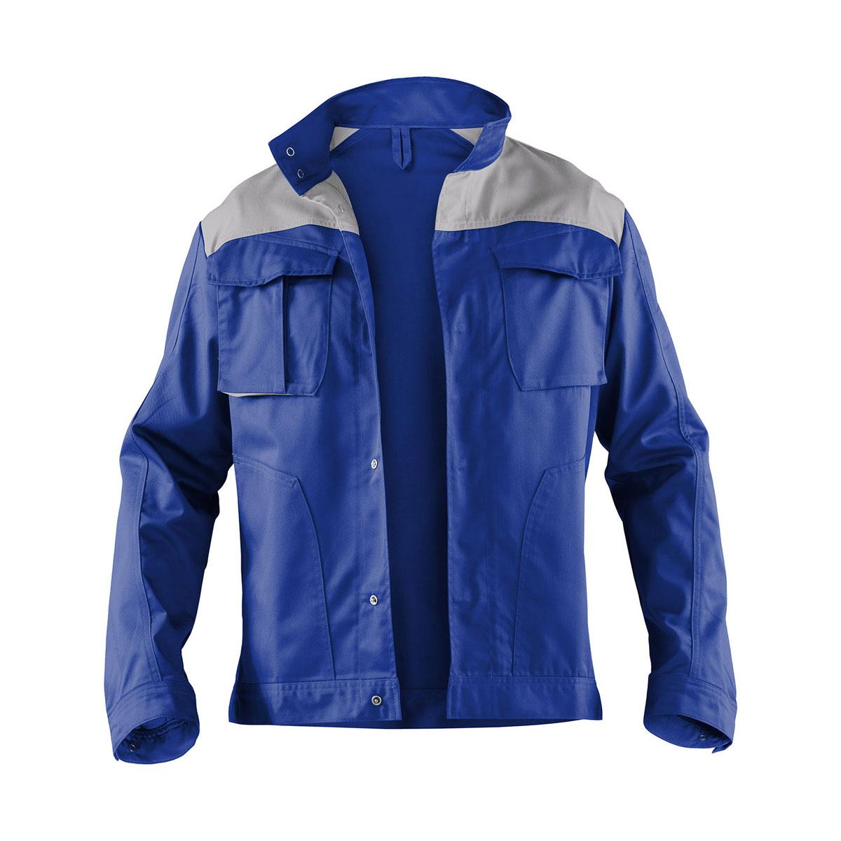 "Jacke ""Identiq mix"", blau, Gr.58 blau | 58"