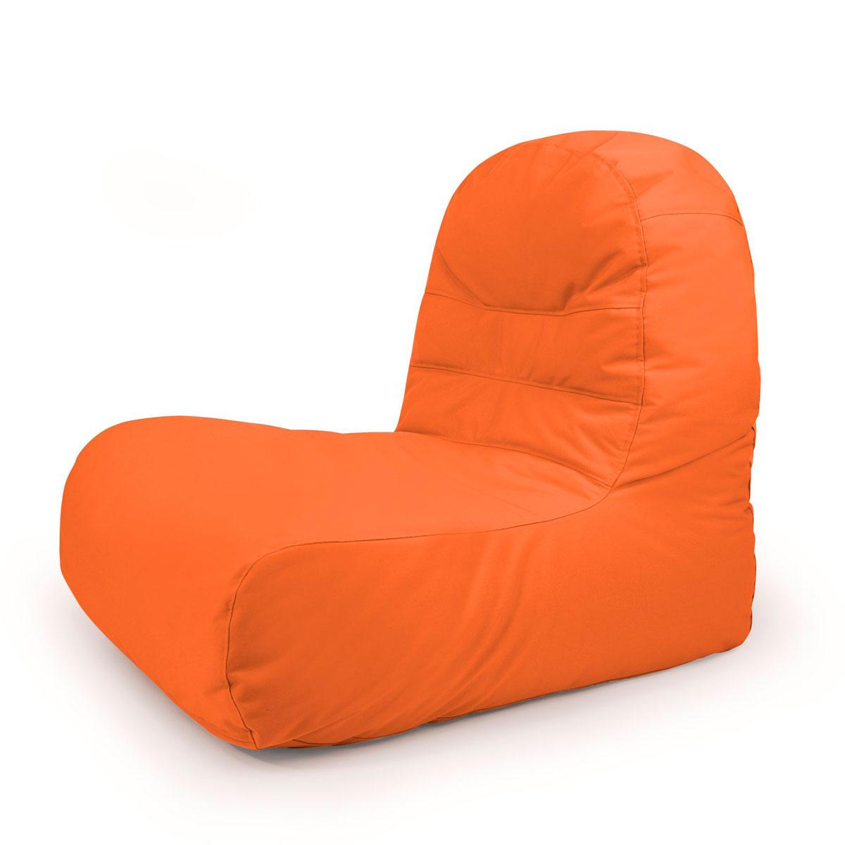 """Gartenstühle - Sitzsack """"Bridge Plus"""", Orange Orange  - Onlineshop Hellweg"""