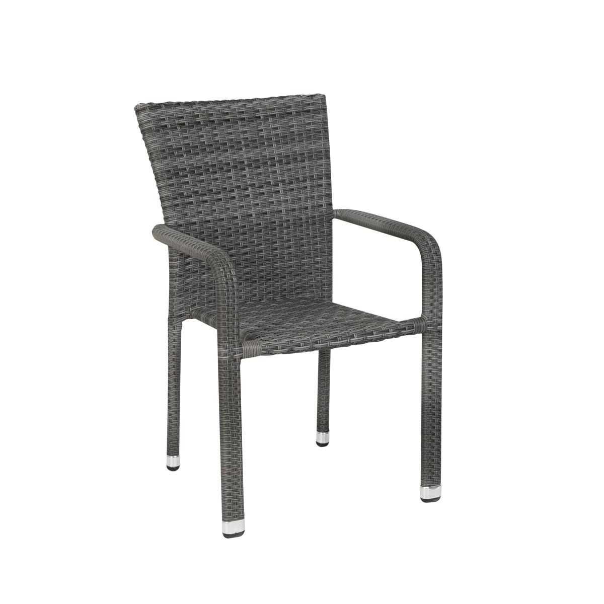 "Gartenstühle - Stuhlset ""Manila"", 6 Stück  - Onlineshop Hellweg"