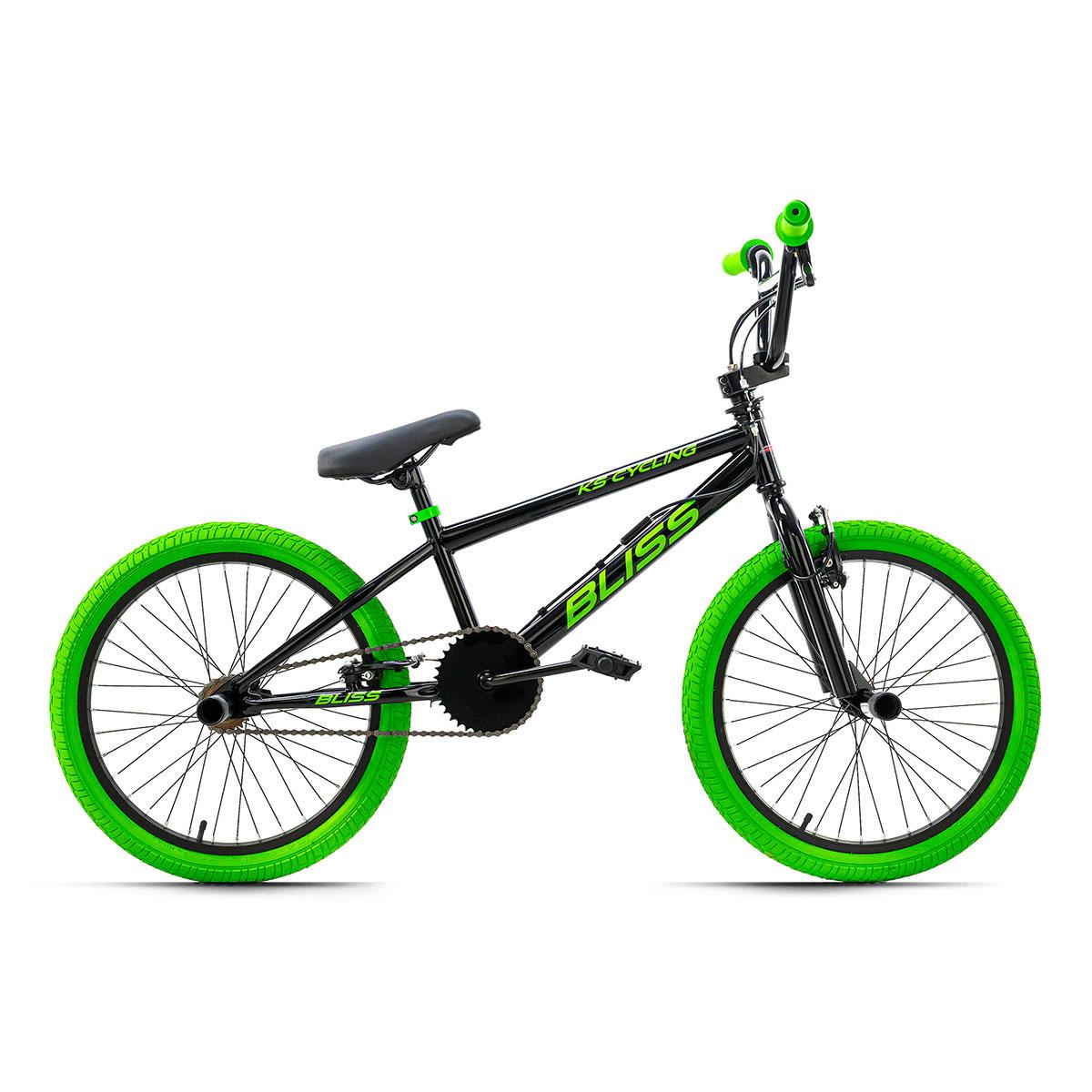 "KS Cycling BMX-Rad ""Bliss"", schwarz"