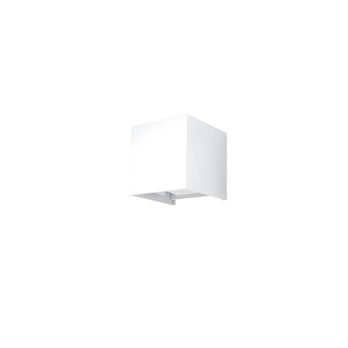 """Wandleuchten - LED Wandleuchte """"Luca"""", weiß  - Onlineshop Hellweg"""