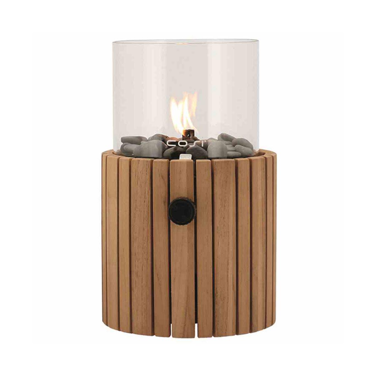 """COSI Feuertisch """"Cosiscoop Timber"""", Ø18x30 cm"""